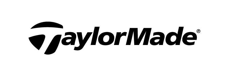 Logo des Golfball-Herstellers TaylorMade